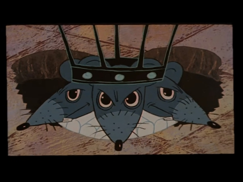 Щелкунчик | Музыкальные новогодние мультфильмы для детей