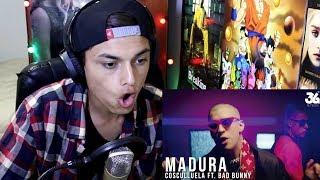 Cosculluela Ft Bad Bunny Madura Audio Oficial Reaccion