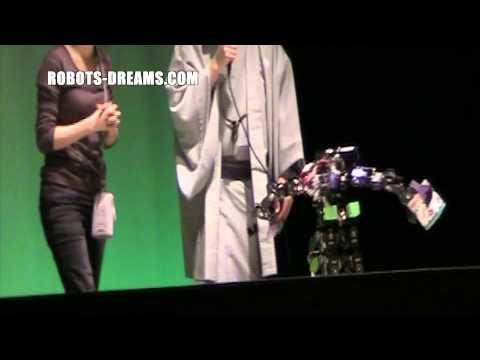 Robot Japan 5: Performance – Autonomous Operation