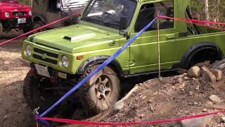 ジムニー KAR Suzuki Jimny action part 3