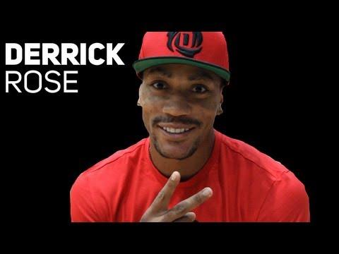 Derrick Rose ('88 Born) Chicago Bulls - Off Court SPECIAL Episode
