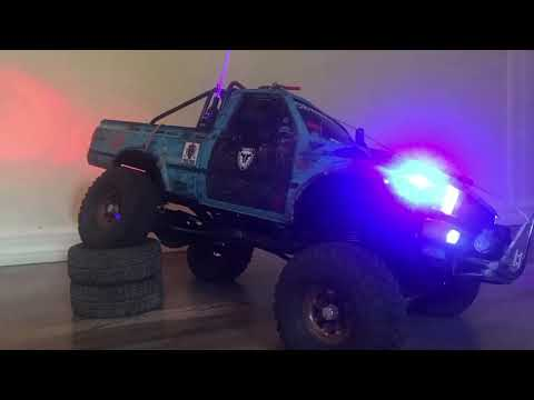 518 Krawlers- Night Saber Promo Video. New Product From Pitbull Tires RC