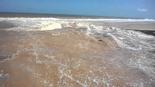 Encontro do rio com o mar - Gunga