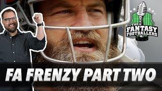 Fantasy Football 2019 - FA Frenzy + Big Questions, Who Am I? - #701