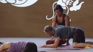Release Your Hips with Yoga
