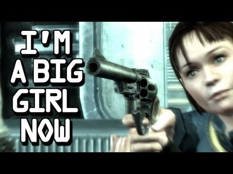 I'm a Big Girl Now! - Fallout 3 Birthday Party