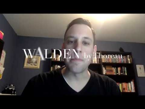 Walden - Summary and Analysis