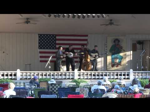 Larry Stephenson Band ~ Salty Dog Blues ~ Uncle Pen Days Bean Blossom IN 9/22/12