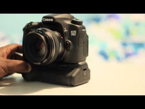 Vertax E14 Battery Grip (Canon 70D)