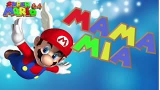 [Super Mario 64] Mario - MAMAMIA ! Sound Effect [Free Ringtone Download]