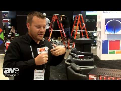 InfoComm 2014: Alcorn McBride, Inc. Exhibits AV BinLoop HD