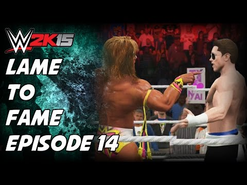 Lame To Fame Episode 14 - I'm The Real Ultimate Warrior! (WWE 2K15 My Career Mode)