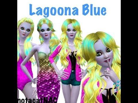 Lagoona Blue Sim! *Download Link In Description*