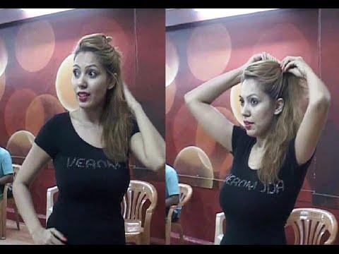 Munmun Dutta Unseen Dance Rehearsal Video - Leaked Video. video