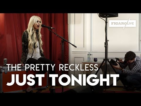 The Pretty Reckless ( Taylor Momsen ) - Just Tonight Music Videos