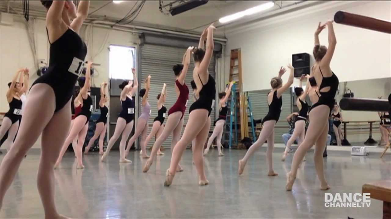 An american ballerina in paris - 3 4