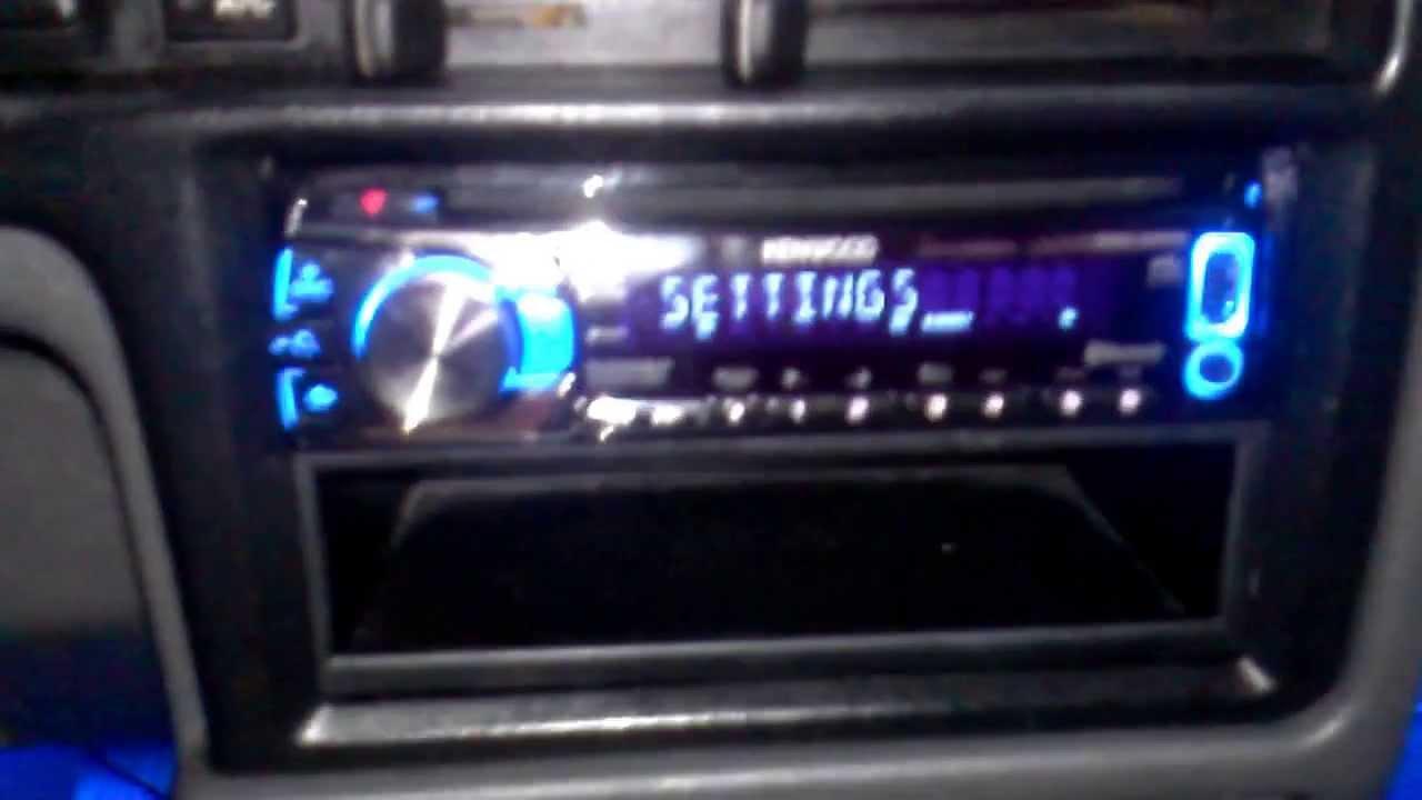 Toyota Pickup 94 Sound System 12 Logic Sub 6 5 Kicker