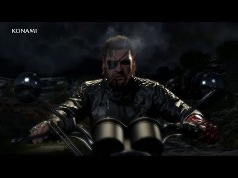 METAL GEAR SOLID V: THE PHANTOM PAIN GDC 2013 TRAILER