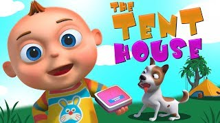TooToo Boy - Tent House Episode And More | Cartoon Animation For Children | Videogyan Kids Shows