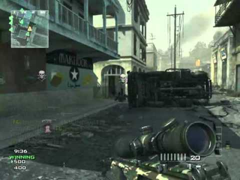 Xxx Fluffy Lxxx - Mw3 Game Clip video