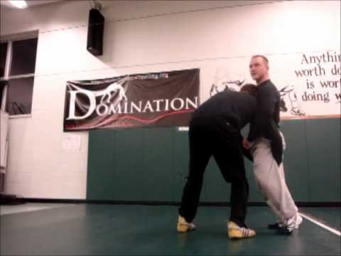 Freestyle Greco Technique - Lateral Drop Image 1