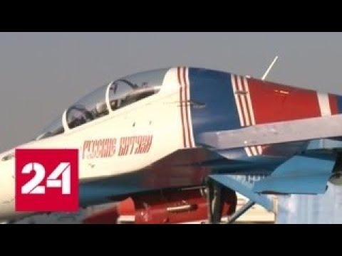 Русские витязи покорили Эмираты - Россия 24