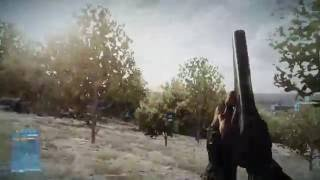 "Battlefield 3 - Valley of ""nice trees"""