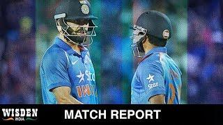 First ODI: Centuries from Virat Kohli, Kedar Jadhav take India to victory | Wisden India