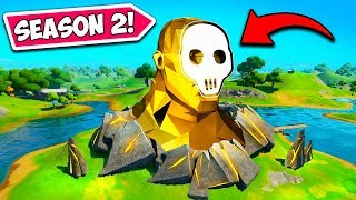 *NEW* SEASON 2 MAP LOCATIONS!! - Fortnite Funny Fails and WTF Moments! #828