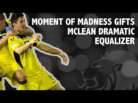 Moment of madness gifts McLean dramatic equalizer
