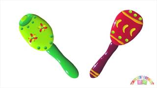 Fun Instrumental Percussion Kids Music for Toddlers
