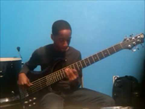 Jermaine Walden Its Time Intro Bass Cover video
