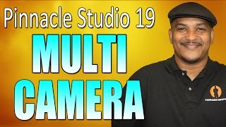Pinnacle Studio 19 Ultimate Multi-Camera Editor Tutorial