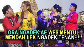 Cak Percil Cs & Ki Yuwono - Panggungrejo Blitar - 9 Agustus 2018