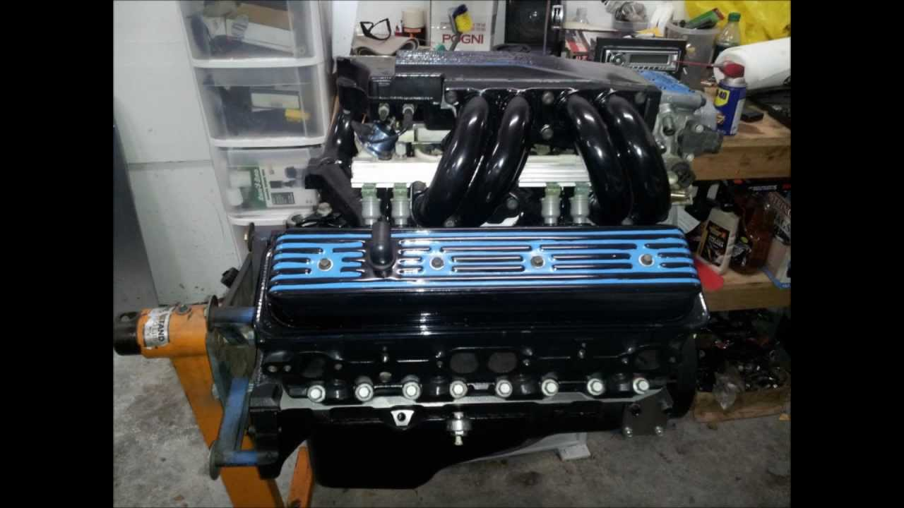 Maxresdefault on 350 Small Block Chevy Crate Engine