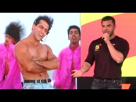 Sohail Khan On Brother Salman Khan's First Shirtless Song Oh Oh Jaane Jaana