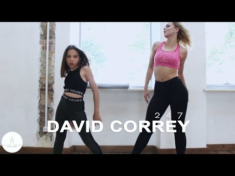 Dance Intensive 16 | David Correy – 247 by Vika Oreshkova | VELVET YOUNG DANCE CENTRE