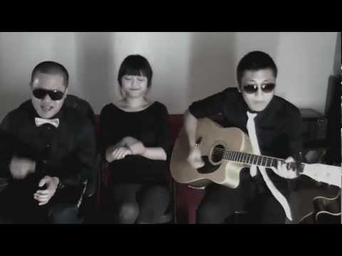 Psy - Gangnam Style (acoustic Cover By Ra-on) 강남스타일 어쿠스틱 video