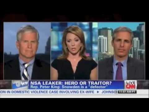 CNN: Debating the NSA Surveillance Programs