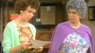 'Rabbit Killer!' Classic Carol Burnett & Betty White.wmv