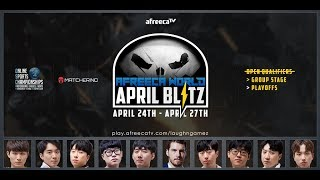 TvZ - FanTaSy vs SortOf - Afreeca World April Blitz