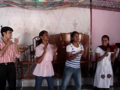 Gujarati Christian Hindi Song:grc  Myf Gao Hallelujah video