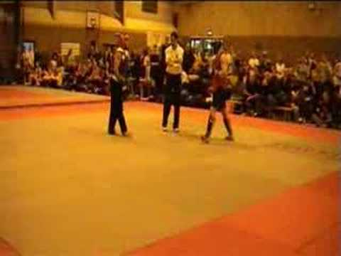 skilfull Sanshou Fight(Must Watch) Image 1