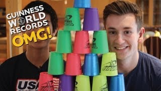 Epic Speed Stacking // On The Road (Ep48)
