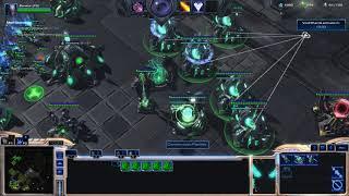 Starcraft 2 Co-Op Rifts to Korhal Zeratul lvl 3-5