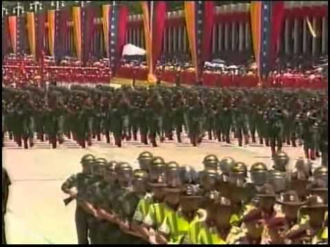 Desfile Cívico-Militar del 5 de Julio de 2011 - BICENTENARIO de la Independencia de Venezuela