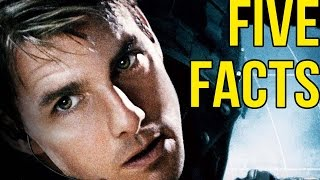 5 Facts You Might Not Know About Mission Impossible | MovieFacts