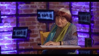 Inspiration and good mood: THAT'S CINEMA! | Agnès Varda | TEDxVeniceBeach
