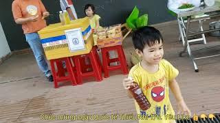 NGÀY QUỐC TẾ THIẾU NHI Tại Chung Cư Lúc 6h30 Sáng | Trẻ Em Sài Gòn