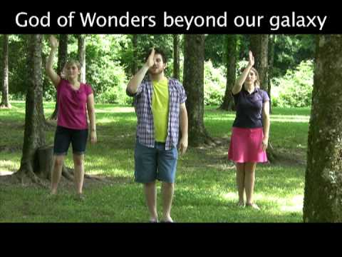 Praise And Worship - God Of Wonders